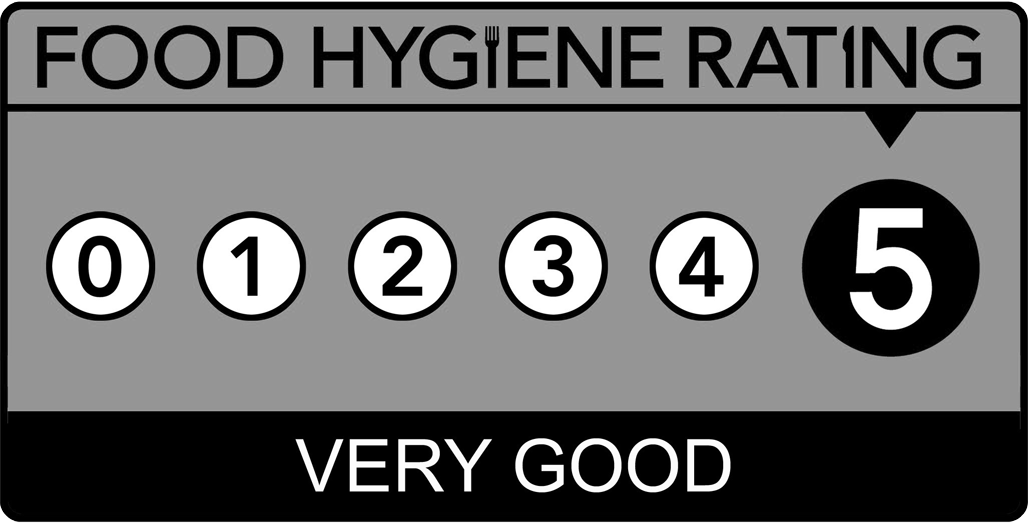 Food Hygiend Rating 5